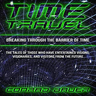 Breaking Through the Barrier of Time cover art