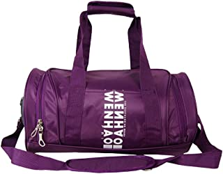 WENHAO Travel Small Duffel Sports Gym Luggage Bag for Women