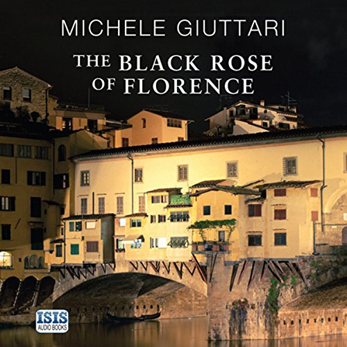 The Black Rose of Florence audiobook cover art