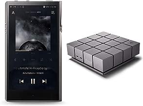 Astell & Kern A&Futura SE100 Portable Music Player (Titan Silver) with AK Ripper MKII CD-Ripper