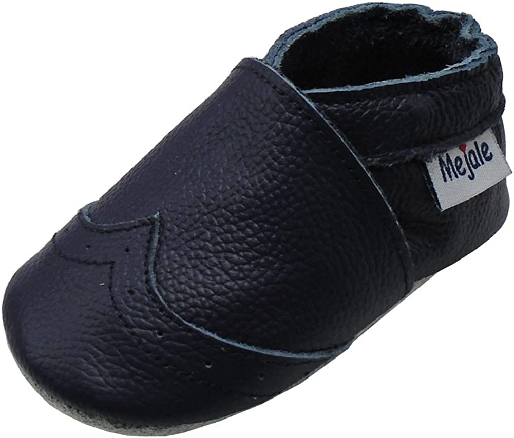 Mejale Bargain Baby Shoes Soft Sole To online shop Infant Leather Moccasins Crawling