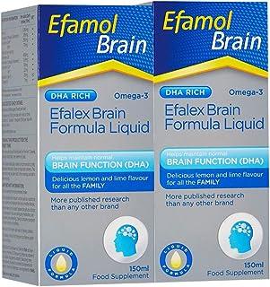 Efamol Efalex liquid 150 ml, Twin pack, 300 milliliters