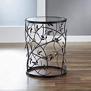 FirsTime & Co. Large Bird and Branches Side Table (BTGLVS-L)