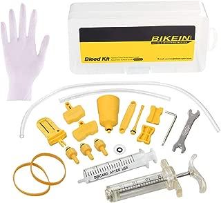 BIKEIN PRO Bicycle Hydraulic Brake Bleed KIT for Shimano & TEKTRO & Magura MT Seires Brake System Mineral Oil Brake