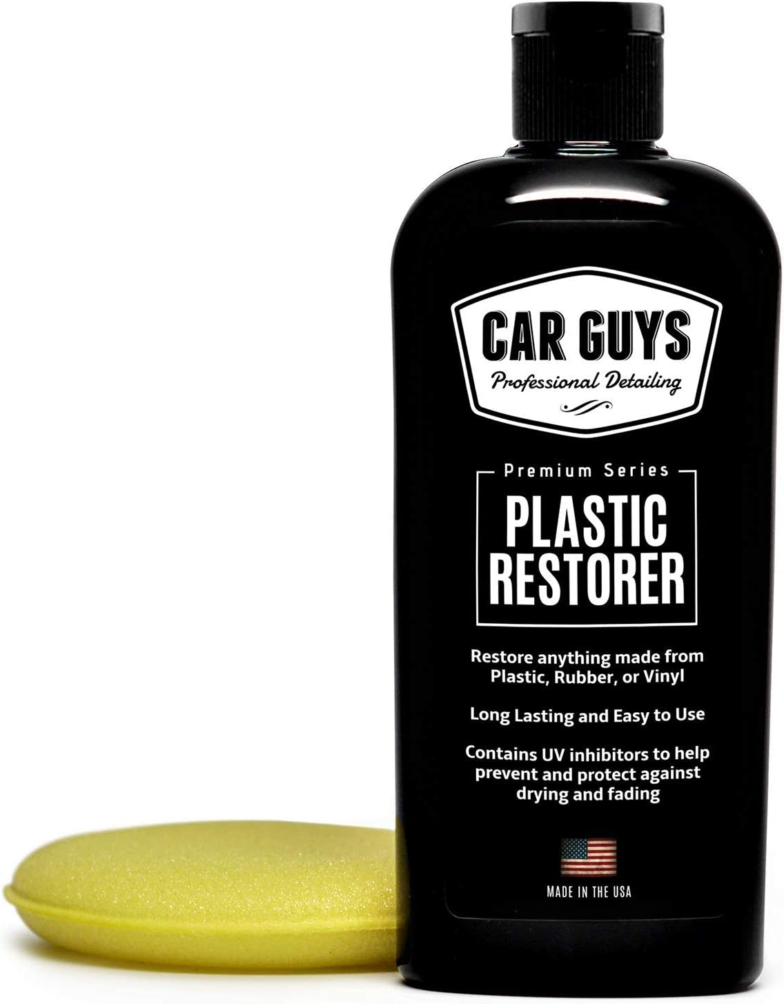 CAR GUYS Plastic Restorer - Discount is also underway The Solution Ultimate for R Ranking TOP2 Bringing