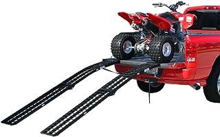Amazon com: Snowmobile Motorcycle & ATV Loading Ramps