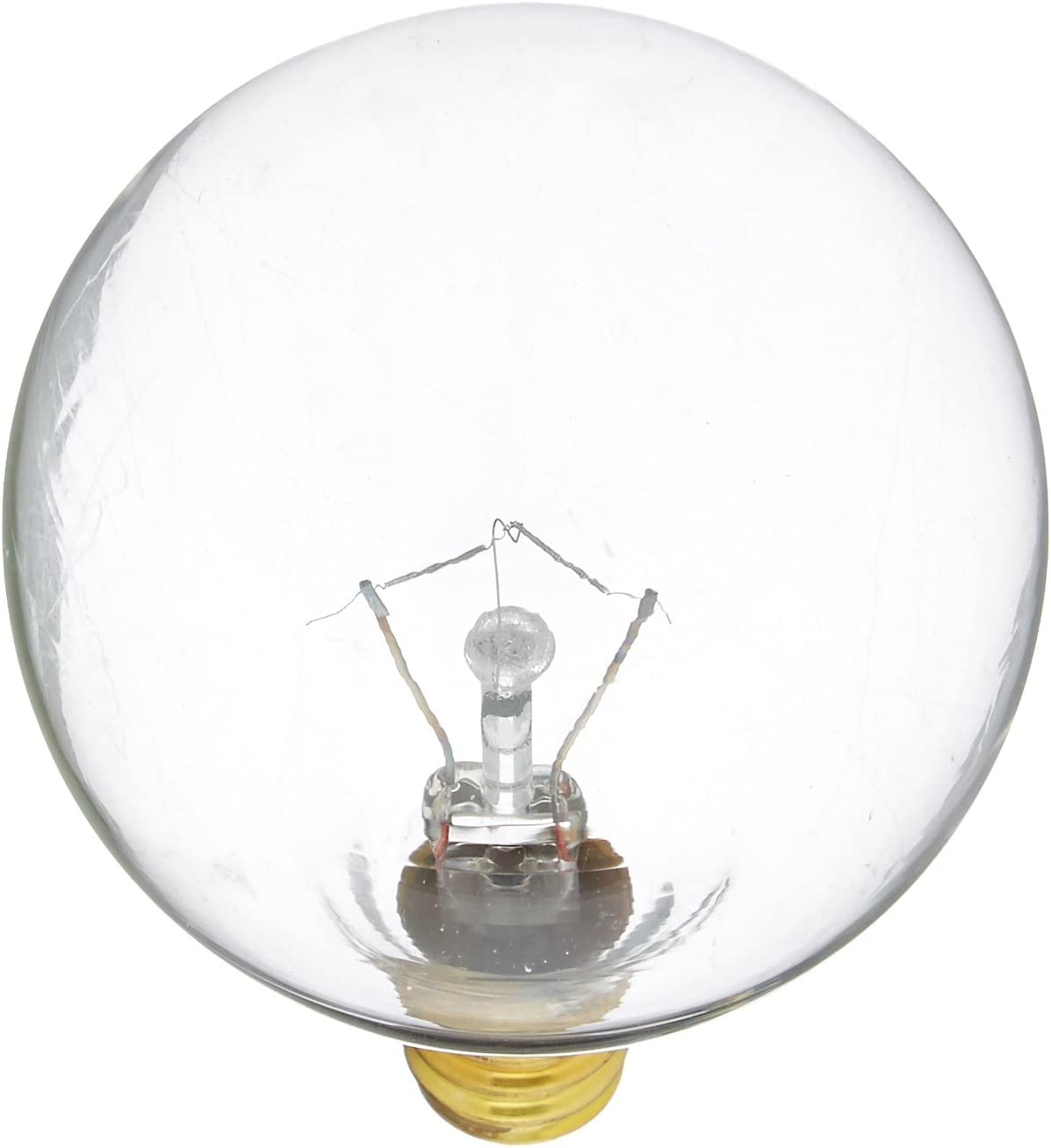 Now free shipping Bulbrite Pack of 40 Boston Mall 25 Watt Clear Dimmable Candela Globe G16.5