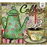 The Lang Coffee by Lisa Kaus Wall Calendar 2018