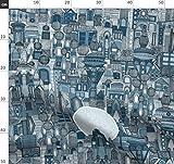 Sharon Turner, Architektur, Weltraum, Illustration, Sonne,