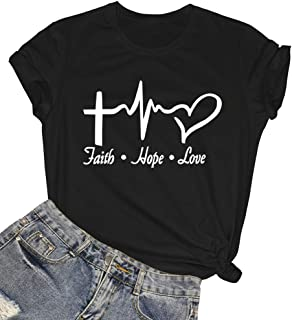 Womens Graphic Cute Cotton Funny T Shirt Tees Gift Ideas