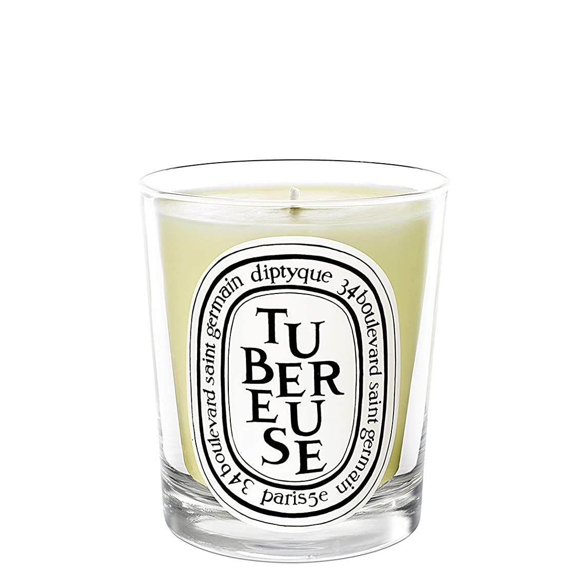 意識ガム矩形ディプティック Scented Candle - Tubereuse (Tuberose) 70g/2.4oz並行輸入品