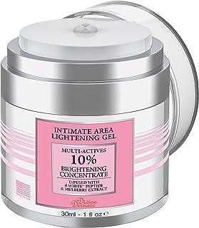 Divine Derriere Intimate Skin Lightening Gel for Body, Face, Bikini and Sensitive Areas - Skin Whitening Cream Contains Mu...