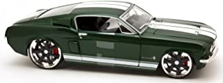1967 Green Ford Mustang Fastback Fast and Furious 3 Tokyo Drift Toy Diecast Car