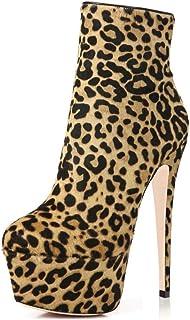 Women's Platform Ankle Boots