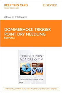 Trigger Point Dry Needling - Elsevier E-book on Vitalsource Retail Access Card: An Evidence and Clinical-based Approach