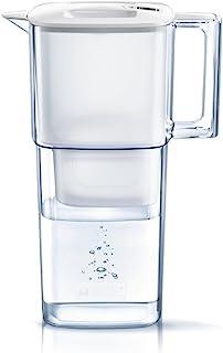 ブリタ 浄水器 ポット 浄水部容量:1.1L(全容量:2.2L) リクエリ マクストラプラス カートリッジ 1個付き 【日本正規品】塩素 水垢 不純物 除去