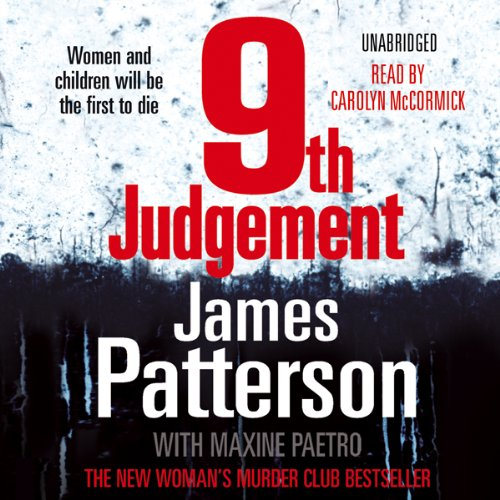 9th Judgement audiobook cover art