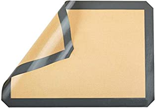 Silicone Baking Mat Non Stick Baking Sheet Oven Liner Half Size Sheet 42X29.5cm