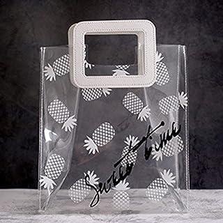 NNA Bolso tote transparente grueso de moda - Transparant