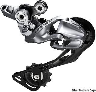 Shimano Deore RD-M610 Shadow Design GS Rear Derailleur - Silver, Medium