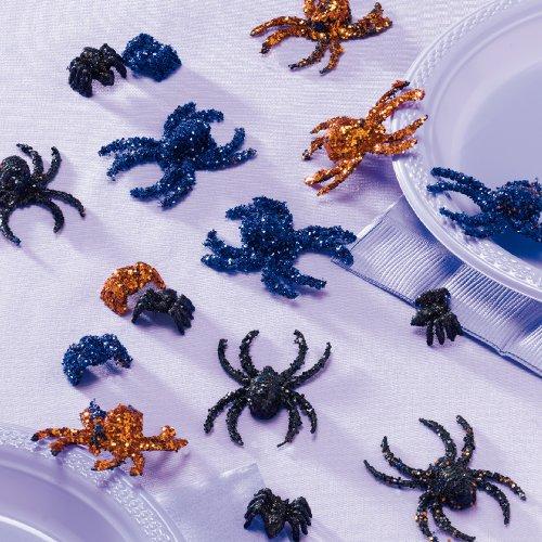 Déguisement - Confettis Pailletés Araignée