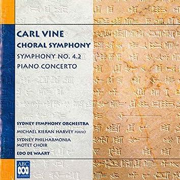 Carl Vine: Choral Symphony