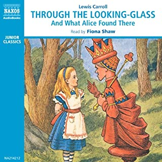 Through the Looking-Glass and What Alice Found There cover art