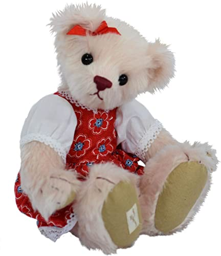 Deans Teddy Bears Uk Abigail Teddy Ltd Ed 299