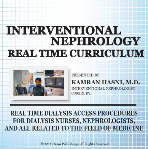Interventional Nephrology Real Time Curriculum