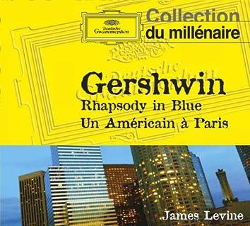 Gershwin: Un Américain à Paris, Rhapsody in blue