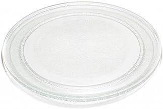 Deriva Plato de cristal, plato giratorio, microondas Plato Giratorio Diámetro 245mm Apto para LG Micro onda 3390W1g005a