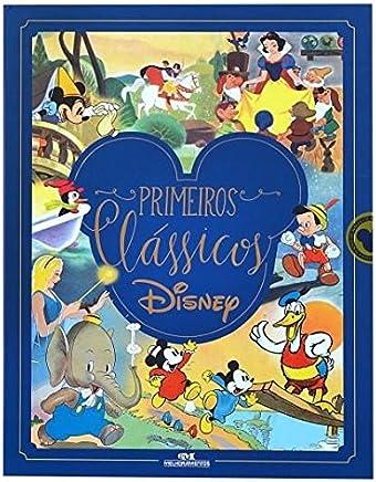 Primeiros Clássicos Disney: Caixa Comemorativa