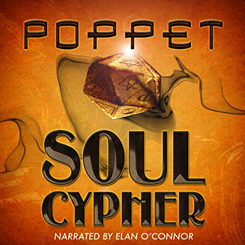 Soul Cypher audiobook cover art