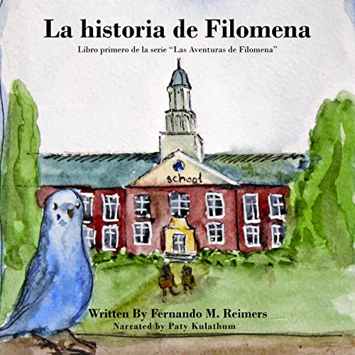 La Historia de Filomena [The History of Filomena] audiobook cover art