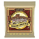 【正規品】 ERNIE BALL 2008 アコースティックギター弦 (10-52) EARTHWOOD ROCK AND BLUES 80/20 BRONZE