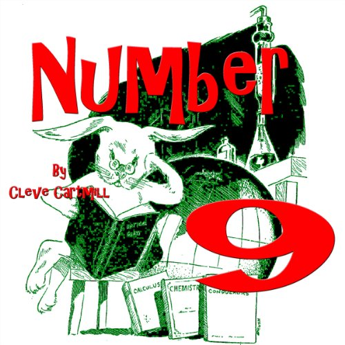 Number 9 audiobook cover art