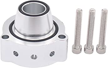 NewYall Aluminum BOV Blow Off Valve Spacer Adapter