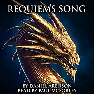 Requiem's Song audiobook cover art