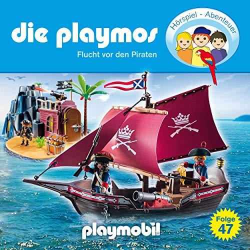 Flucht vor den Piraten. Das Original Playmobil Hörspiel Titelbild