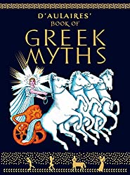 >D'aulaire's Book of Greek Myths