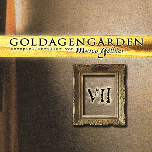 Goldagengarden 7 audiobook cover art