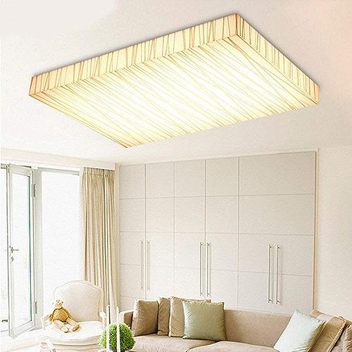 LED Plafond Moderne Simple \u0026 Chaud et Rohommetique pour Salon Chambre Restaurant Etude Cuisine Toilette Balcon Balcon Allée voitureré-38  38-24W-Lumière chaude