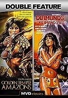Golden Temple Amazons / Diamonds of Kilimandjaro [DVD]