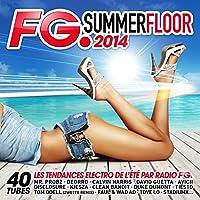 FG SUMMERFLOOR 2014 - Mr probz,deorro,harris c... (2 CD)