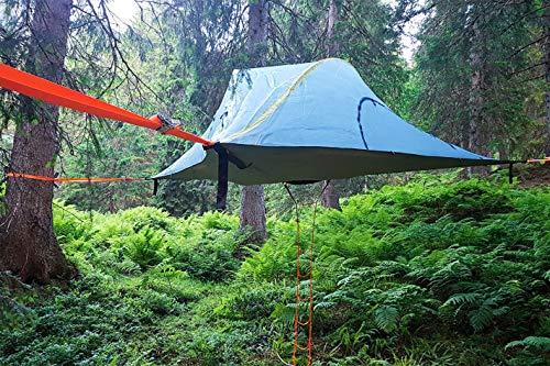 Jochen Schweizer Geschenkgutschein: Übernachtung im Baumzelt in den Glarner Alpen für 2