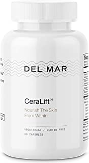 Sponsored Ad - Del Mar Labs - CeraLift - 30 Day Supply - Doctor Formulated - for Reduction in Appearance of Fine Lines and...