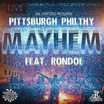 Mayhem (feat. Rondoe)