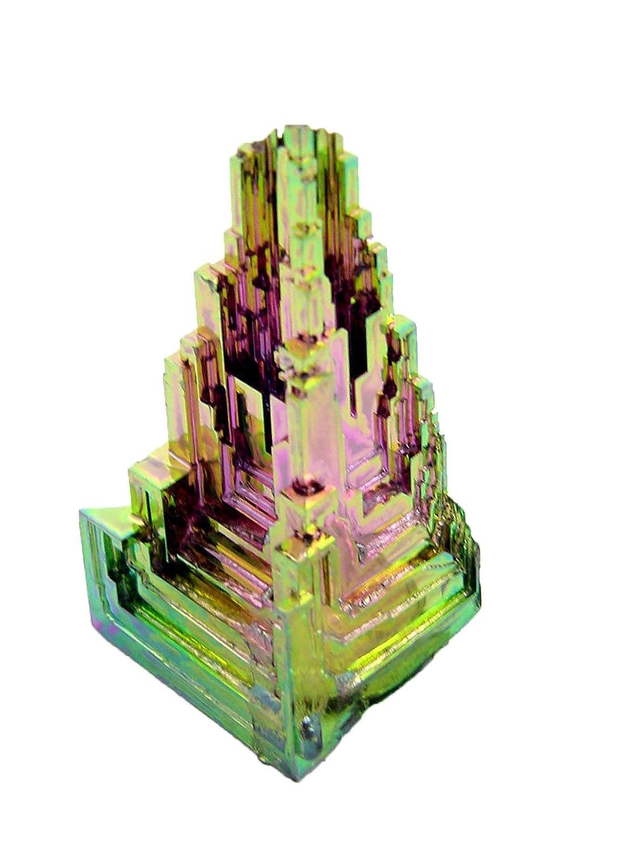 AAA Grade XXL Lab-Grown Specimen Max 51% Sale OFF Bismuth Tower Rainbow