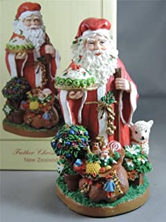 International Santa Claus Collection Father Christmas New Zealand