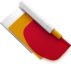 شيف ان باتريو 3 في 1 مكشطة تنظيف مقعد السيارة (108-667-226) - احمر